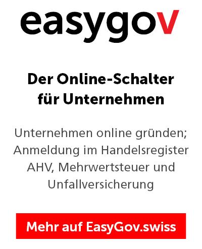 easygov logo und link zum online schalter fr unternehmen - Konzept Erstellen Muster